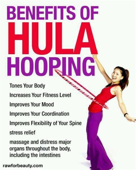 hula better benefits of hula hooping health fitness