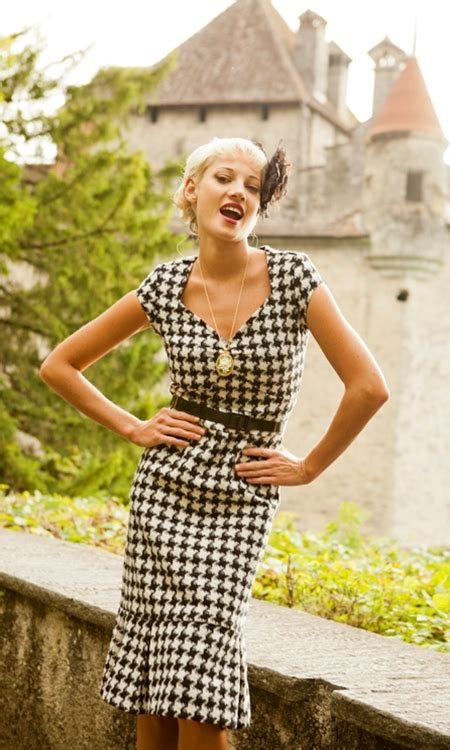 image gallery houndstooth 1930
