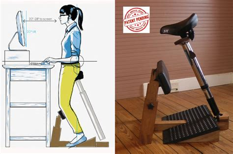 chairs for standing desks finally a chair for your standing desk things