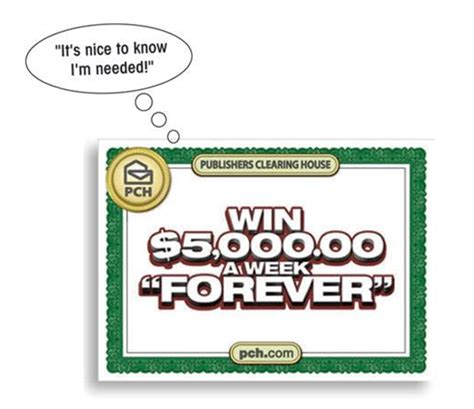 Pch Check - lucky the big check says tomorrow is pch forever prize day pch blog