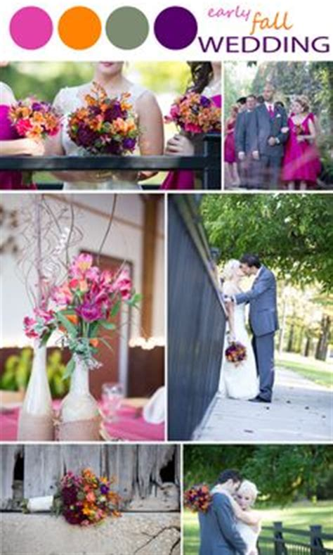 the brightest fell october fall wedding colors wedding color palettes and wedding colors on