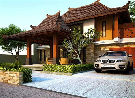 desain rumah etnik terbaru 68 desain rumah minimalis etnik jawa desain rumah