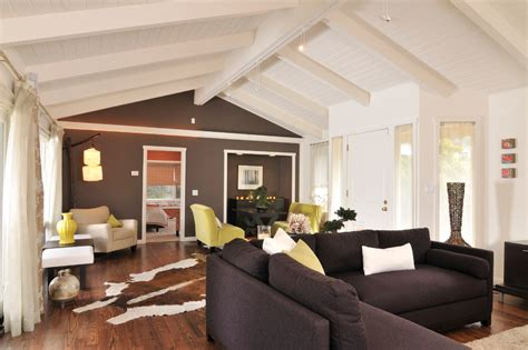 charcoal gray sofa transitional living room sherwin charcoal grey sofas with abstract art living room