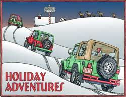 christmas jeep card merry christmas page 2 jeep cj forums