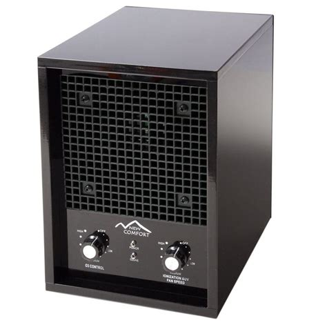 new comfort black ba 3500 6 stage ozone generator air