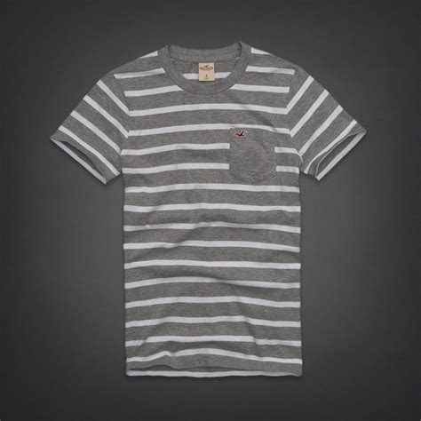 T Shirt Hollister Hlr03 One Tshirt hollister by abercrombie mens t shirt striped seagull top