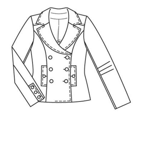 coloring page jacket jacket coloring page jacket designs pictures