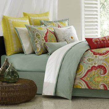 echo jaipur twin comforter set by echo from the home