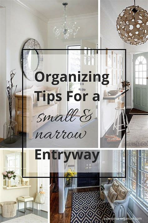 easy solutions  create  perfectly organized narrow