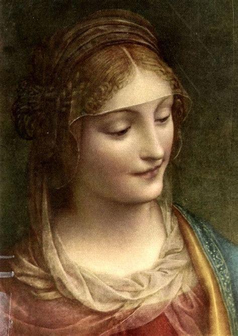artist zabateri biography bernardino luini la sagrada virgen arte religioso
