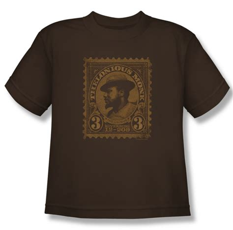Unique Shirt Thelonious Monk Shirt The Unique Coffee Youth T