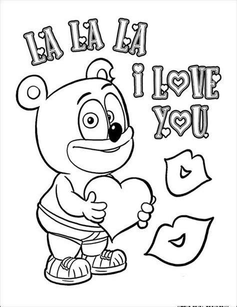 teddy bear valentine coloring page teddy bear coloring pages for kids