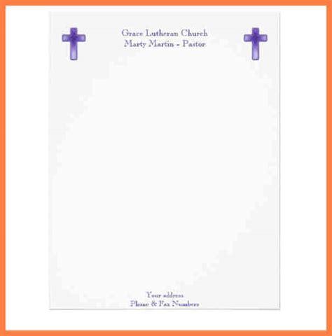 11 Church Letterhead Template Company Letterhead Church Letterhead Templates