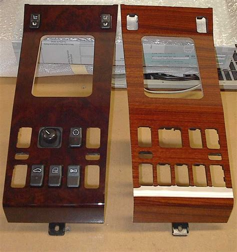 Wood Panel Ac W124 Boxer cool w124 accessories page 4 mercedes forum