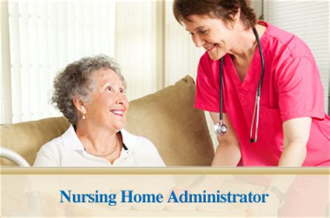 nursing home administrator license free