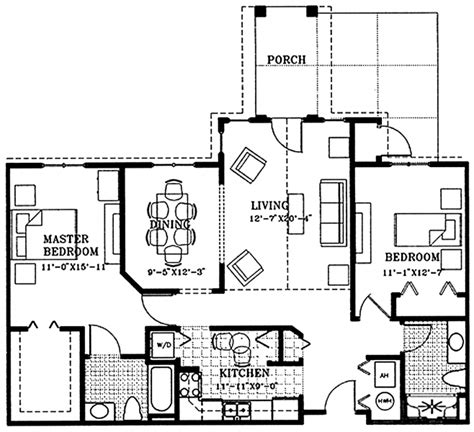 mount vernon floor plan floor plans river garden senior services