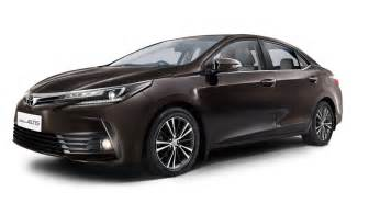 Toyota Corolla Altis All New Toyota Corolla Altis 2017 Launched In India