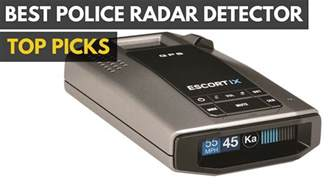 Best Kitchen Knives Reviews best police radar detector