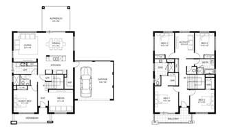 floor plan two storey 5 bedroom house designs perth double storey apg homes