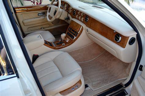 bentley sedan interior 2004 bentley arnage sedan 190502