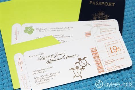 boarding pass template invitation diy boarding pass invitation save the date aylee bits