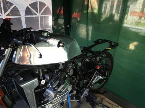 Honda Motorrad Greifswald by Honda 187 Vorstellung Fragen Cx 500 Wird Zum Cafe Racer