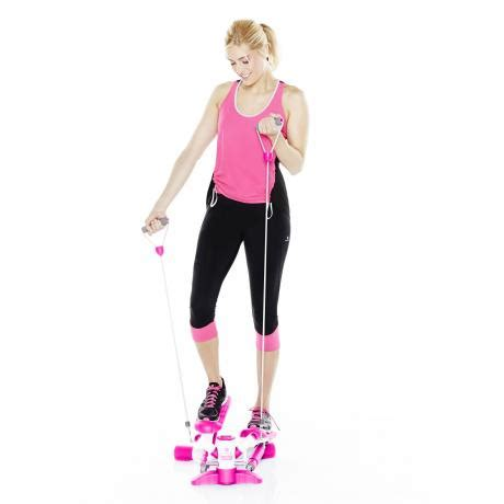 Alat Fitness Murah New Air Climber Mini Stepper Mini Steper alat olahraga air climber bentuk badan idealmu dengan