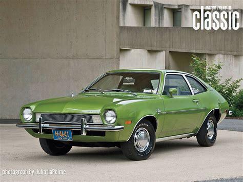 chevy vega green 1971 amc gremlin x 1973 chevrolet vega gt and 1972 ford