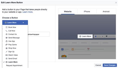 editing facebook layout sneak peek get a first look at facebook s new pages
