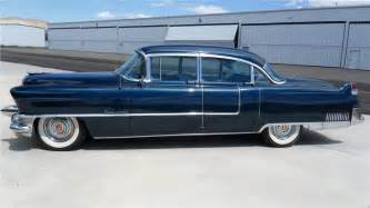 Cadillac Fleetwood 1955 1955 Cadillac Fleetwood Sedan Barrett Jackson Auction