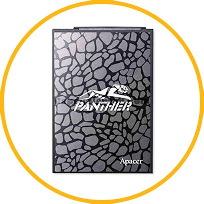 Ssd Apacer Panther A340 120gb Sata ổ cứng ssd apacer panther 2 5 inch sata iii 120gb