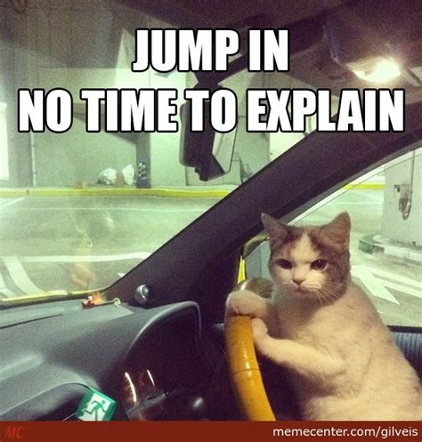 Taxi Driver Meme - cat iz taxi driver by gilveis meme center