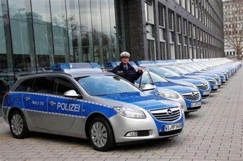 Auto Bild Allrad Abo Prämie by Opel Insignia Als Dienstwagen Hessens Polizei Will Andere