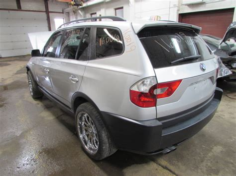 bmw x3 parts parting out 2005 bmw x3 stock 160019 tom s foreign
