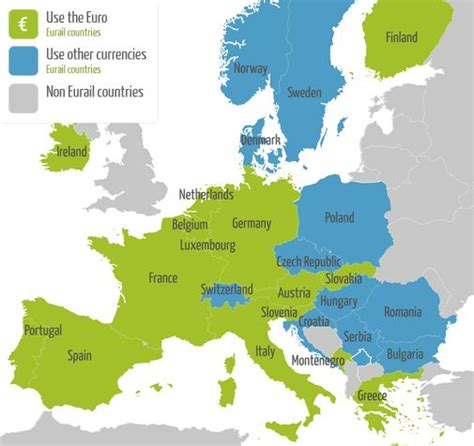 using maps in europe 17 images about planning your eurail trip on