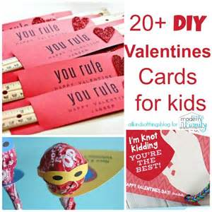 How To Make Valentines Cards For Kids - valentine s day card ideas for kids