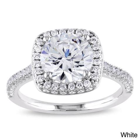 17 Best ideas about Cubic Zirconia Engagement Rings on
