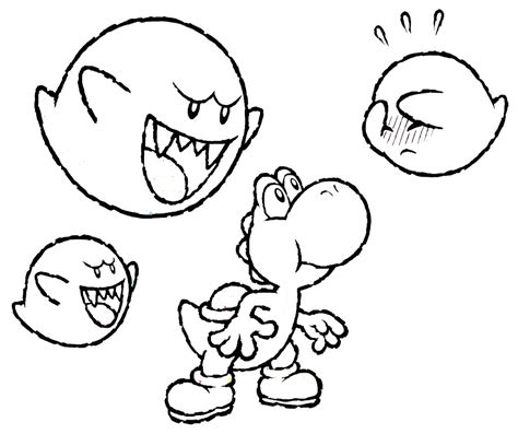 coloring pages for yoshi baby yoshi coloring pages az coloring pages