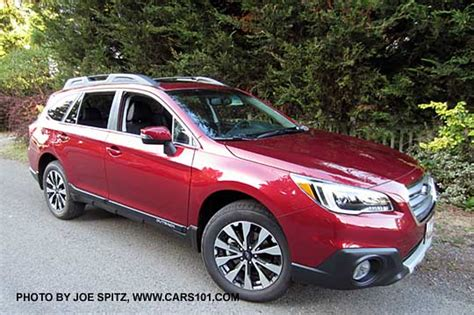 how much does a new subaru outback cost 2015 outback specs options colors prices photos and more