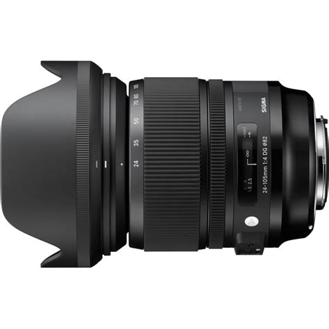 sigma 24 105mm f 4 dg os hsm lens price 899 in stock in early november news at