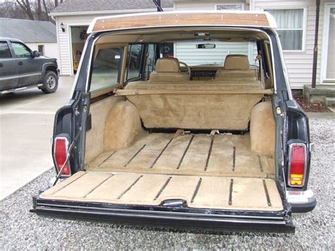 1990 jeep wagoneer interior jeep grand wagoneer price modifications pictures moibibiki