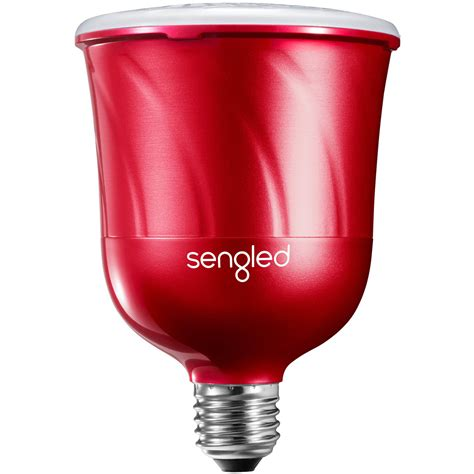 sengled light bulb speaker sengled pulse led light bulb with wireless speaker c01 br30sc