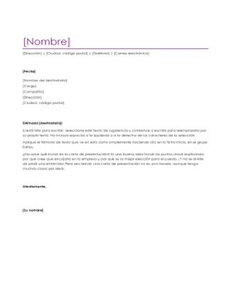 carta de motivacion para visa francia cartas office