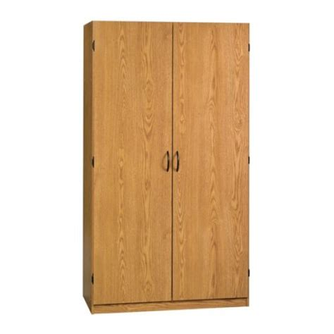 Coat Wardrobe by Black Friday Oak Home Or Office Storage Cabinet Organizer