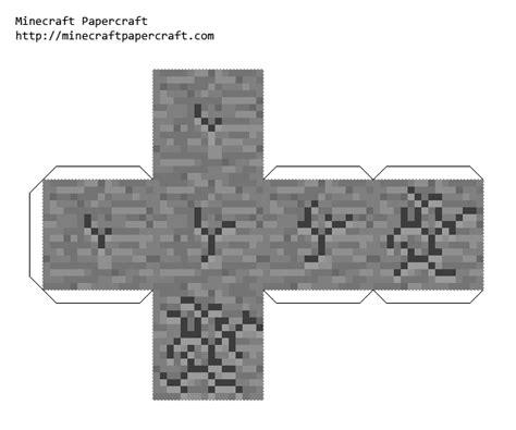 Block Folding Black White papercraft breaking