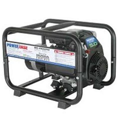honda propane generators