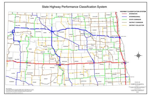 nd road map us map with interstate highways memes