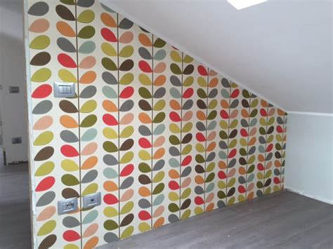 orla kiely wallpaper classic stem 1000 images about orla kiely wallpaper from harlequin on