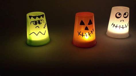 lavori con bicchieri di plastica lanterne fai da te con bicchieri di plastica