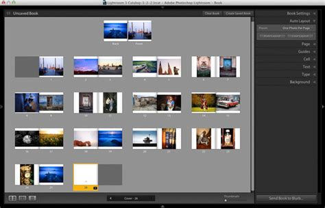 book layout lightroom how to create a simple blurb photo book in lightroom